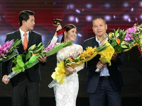 Phim cua Hoang Thuy Linh thang lon tai Canh dieu 2013 hinh anh