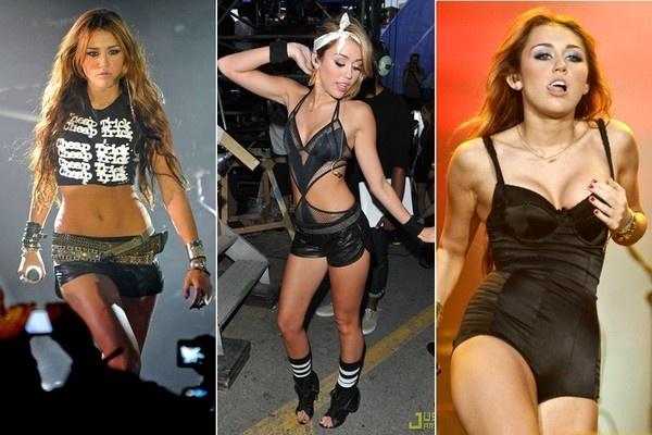 Miley, Selena & Taylor - Cong chua nao lot xac thanh cong? hinh anh 7