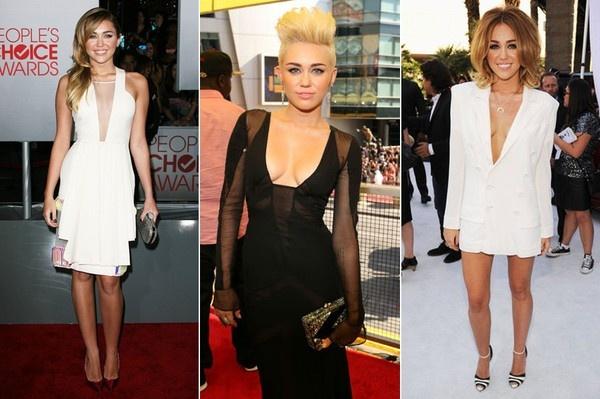 Miley, Selena & Taylor - Cong chua nao lot xac thanh cong? hinh anh 9