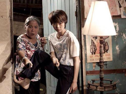 Phim cua Minh Hang bi che sen, kich va phi thuc te hinh anh