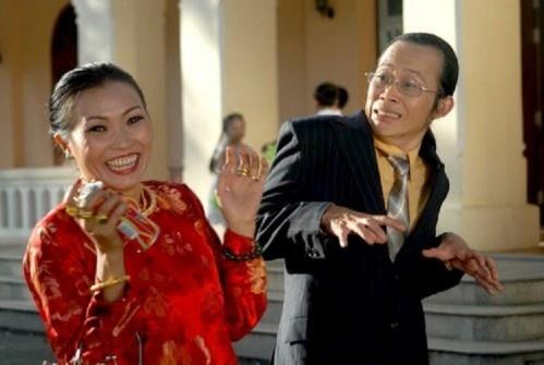 Phuong Thanh - tay ngang dang gom cua dien anh Viet hinh anh