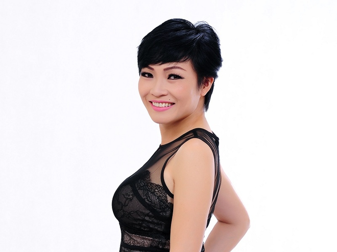 Phuong Thanh: 'Gameshow nao cung co chieu tro' hinh anh