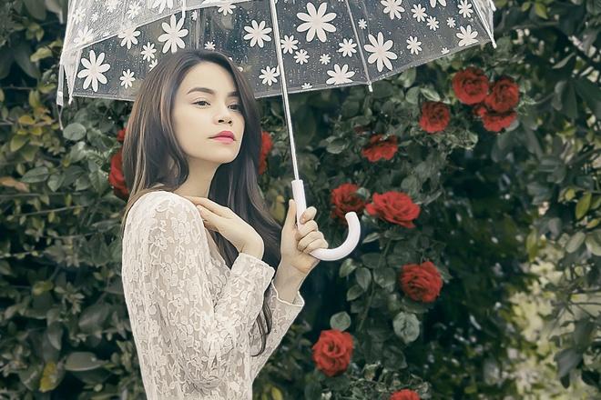 Ho Ngoc Ha chi manh tay cho album 'Moi tinh xua' hinh anh 7