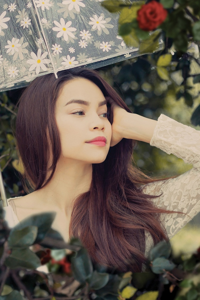 Ho Ngoc Ha chi manh tay cho album 'Moi tinh xua' hinh anh 3