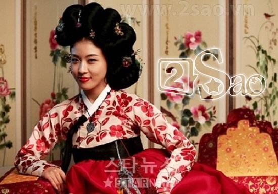 Ha Ji Won xinh đẹp quyến rũ trong Nàng Hwang Jin Ni.