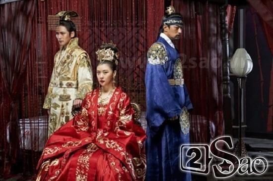 Hoàng hậu Ki đưa tên tuổi cô trở thành nữ hoàng rating Hàn Quốc.