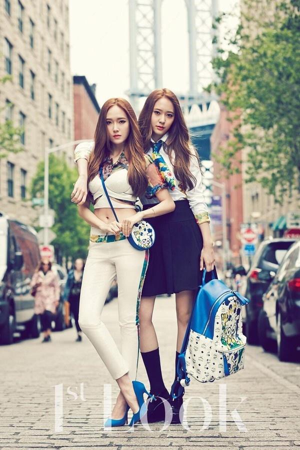 Jessica (SNSD): Nu hoang thoi trang dich thuc cua Kpop hinh anh 10