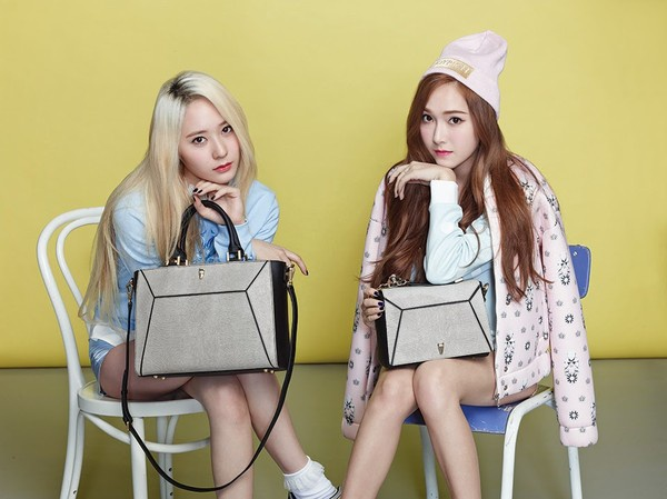 Jessica (SNSD): Nu hoang thoi trang dich thuc cua Kpop hinh anh 11