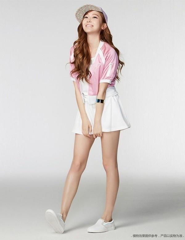 Jessica (SNSD): Nu hoang thoi trang dich thuc cua Kpop hinh anh 13