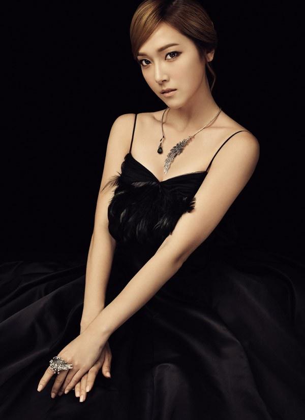 Jessica (SNSD): Nu hoang thoi trang dich thuc cua Kpop hinh anh 15