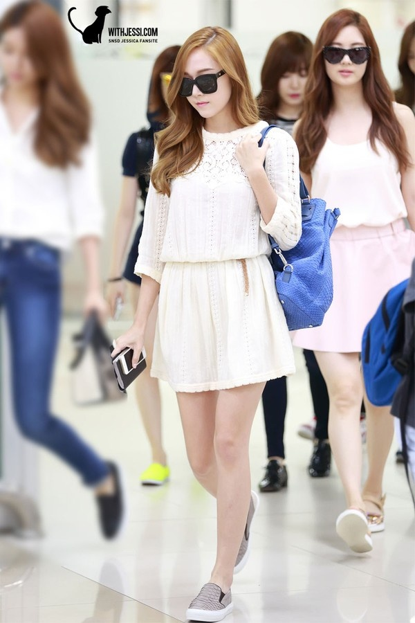 Jessica (SNSD): Nu hoang thoi trang dich thuc cua Kpop hinh anh 3