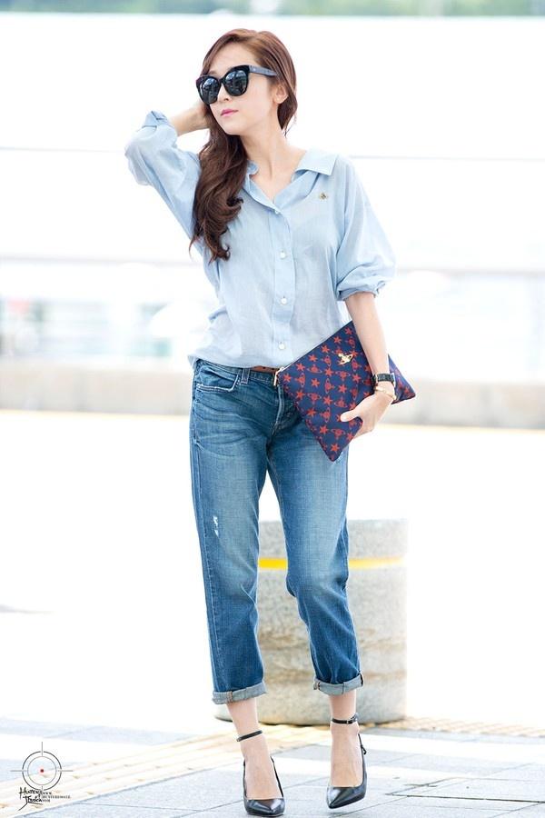 Jessica (SNSD): Nu hoang thoi trang dich thuc cua Kpop hinh anh 4