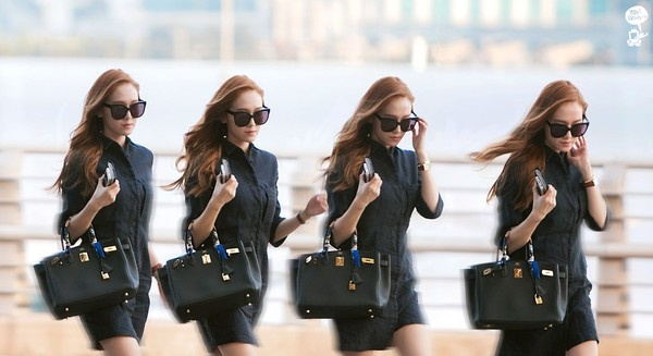 Jessica (SNSD): Nu hoang thoi trang dich thuc cua Kpop hinh anh 6
