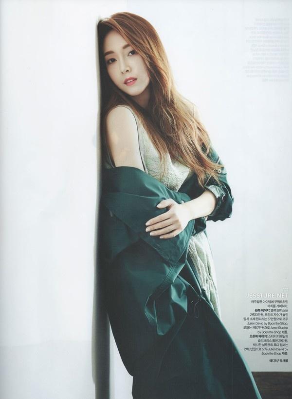 Jessica (SNSD): Nu hoang thoi trang dich thuc cua Kpop hinh anh 7