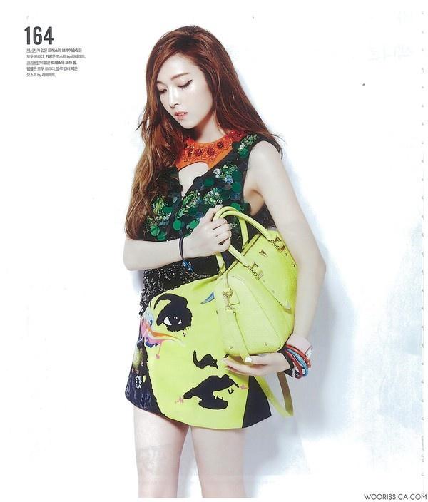 Jessica (SNSD): Nu hoang thoi trang dich thuc cua Kpop hinh anh 9