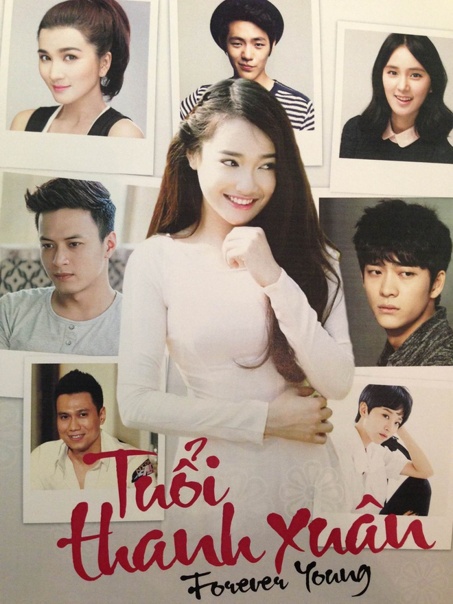 Nha Phuong roi vao nga ba tinh voi Hong Dang va hot boy Han hinh anh 1