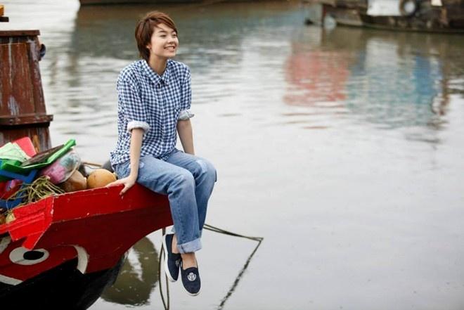 Phim cua 'trai dep' Minh Hang lot top 10 phim an tuong hinh anh 13 Minh Hằng thủ vai nữ chính Đông Dương trong phim.