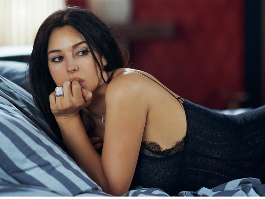 Monica Bellucci - bieu tuong tinh duc thanh Rome hinh anh