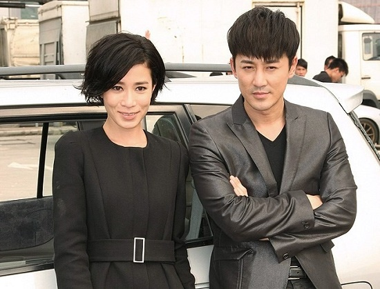 Top 5 bo phim Hoa ngu hot nhat nam 2014 hinh anh 1 Xa Thi Mạn và Lâm Phong đã nhiều lần đóng cặp nên rất dễ dàng bắt nhịp với nhau.