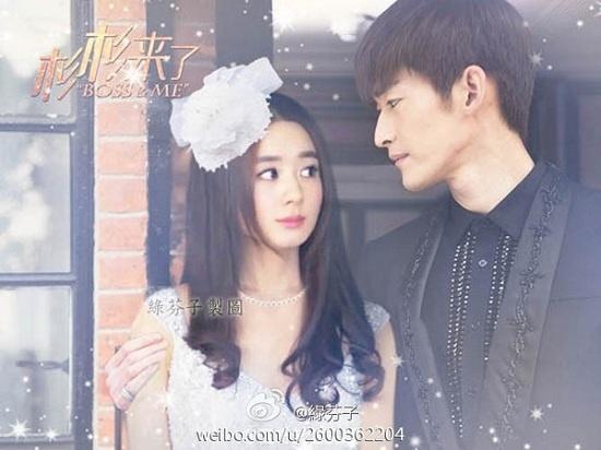 Top 5 bo phim Hoa ngu hot nhat nam 2014 hinh anh 4 Câu chuyện tình yêu cổ tích của Tiết Sam Sam và Phong Đằng trong Sam Sam đến rồi.