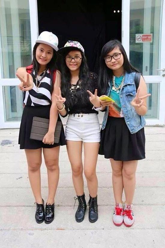 Doi roi nuoc mat cua thi sinh The Voice Kids di hat rong hinh anh 1 Thanh Thảo (ngoài cùng bên trái) và các thí sinh của The Voice Kids.