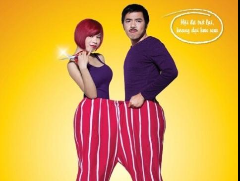 Giai Canh dieu 2014: Phim du thi tang, 'met dau' kieu khac hinh anh