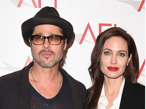 Brad Pitt va Angelina vuong tin don sap ly hon hinh anh