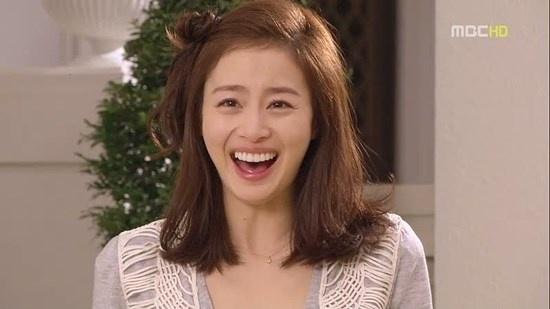 Nhung nu cuoi thien than cua Kim Tae Hee hinh anh 5 Nụ cười hết cỡ của nàng công chúa Lee Seol (Kim Tae Hee) trong My Princess.