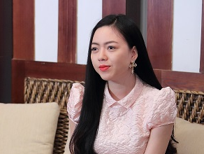 Vu Hoang Diep thay 'kinh tom' khi nhac ve tinh cu hinh anh