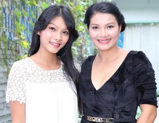 Kieu Trinh: 'Me co menh he gi, con cung phai song tot' hinh anh