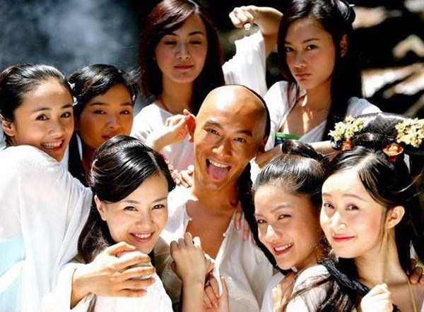 My nam phim Kim Dung nao hap dan nhat? hinh anh
