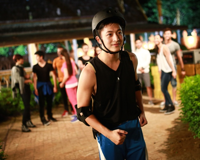 Hong Que vuong nghi van yeu Harry Lu khi tham gia game show hinh anh 5