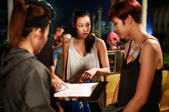 Hong Que vuong nghi van yeu Harry Lu khi tham gia game show hinh anh 6