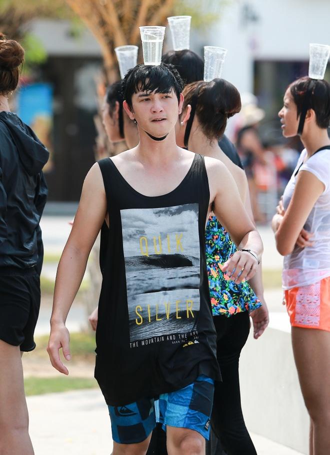 Hong Que vuong nghi van yeu Harry Lu khi tham gia game show hinh anh 7
