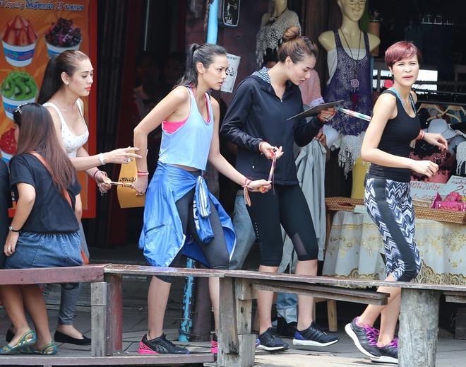 Ban gai Cuong Seven bi loai som o show Diep vu tuyet mat hinh anh 7