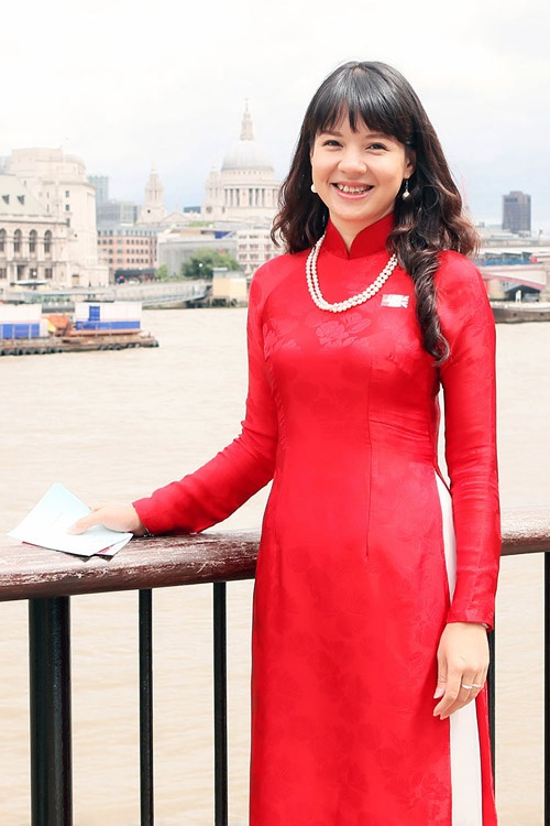 Gia the it nguoi biet cua cac BTV truyen hinh noi tieng hinh anh 3