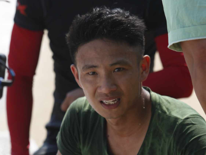 'Running man' Xuan Tien dung chan som o Phai manh Viet hinh anh