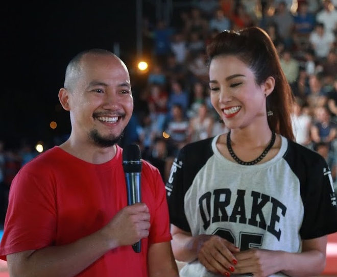 Rapper Tien Dat that bai tai game show Sasuke vi tay ngan hinh anh