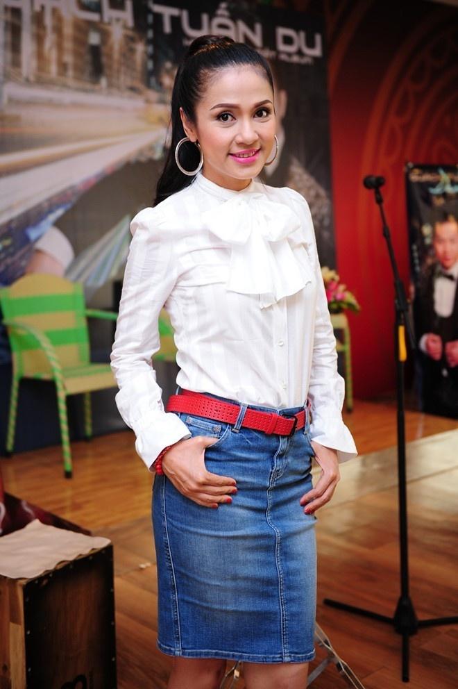 Nhung sao Viet bi mat chuyen co con toi phut chot hinh anh 12 Việt Trinh: Năm 2010, mỹ nhân màn ảnh Việt thập niên 90 trở lại showbiz sau nhiều năm vắng bóng. Thời gian đó,