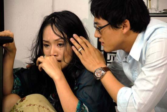 Phan 'lam dau' bat hanh cua La Thanh Huyen, Nhat Kim Anh hinh anh 2 Lan Phương hóa điên trước sự áp bức của mẹ chồng.
