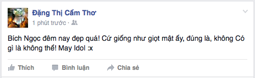 Thu Minh nghieng ve Trong Hieu hon Bich Ngoc hinh anh 1
