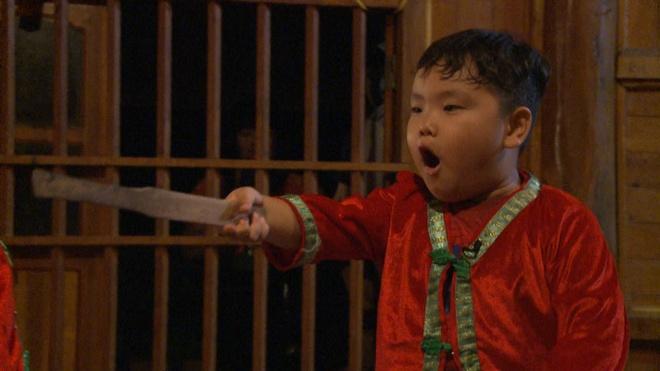 Con trai Xuan Bac lan dau lam dao dien hinh anh