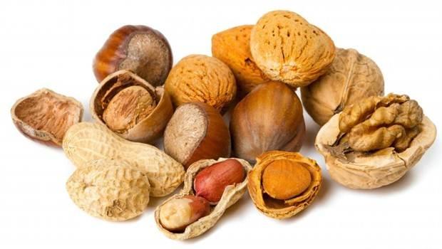 13 loai thuc pham giup phat trien chieu cao hinh anh 4 Lạc, hạt dẻ, hạnh nhân và các loại hạt khác giàu lysine.