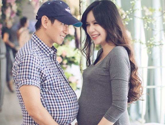 Hoi - dap cung Minh Ha: Mang bau khong lo ran da hinh anh