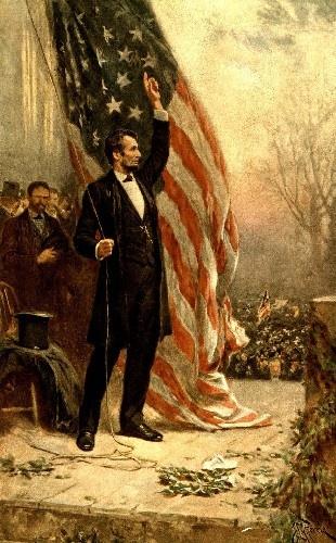 Chieu cao va su anh huong den cuoc doi hinh anh 1 Tổng thống Abraham Lincoin cao 1,93 m, hơn chiều cao trung bình của người Mỹ khoảng 8 cm.