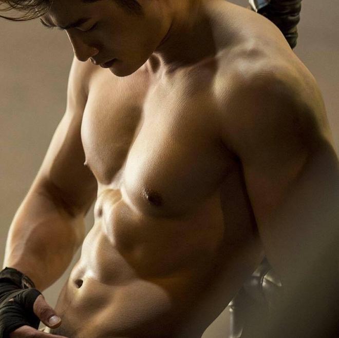 Luyen 6 mui voi 3 tieng/tuan cung hot boy Duy Phuong hinh anh 2