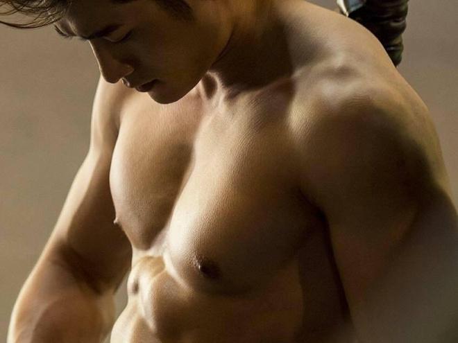 Luyen 6 mui voi 3 tieng/tuan cung hot boy Duy Phuong hinh anh