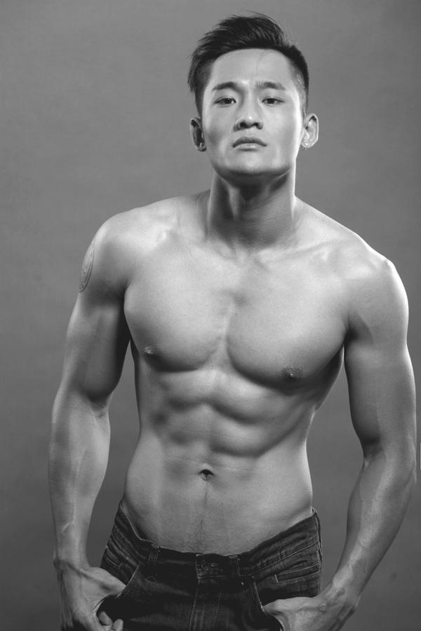 Luyen 6 mui voi 3 tieng/tuan cung hot boy Duy Phuong hinh anh 1