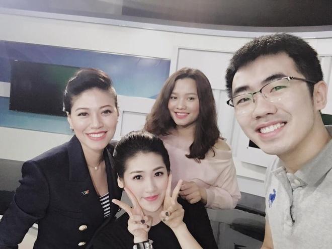 BTV Ngoc Trinh: 'Noi toi co nguoi chong lung cung dung' hinh anh 3
