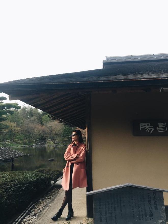 Nhung chuyen phuot o Nhat Ban cua Van Mai Huong hinh anh 7